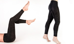 Leggings brillants confortables