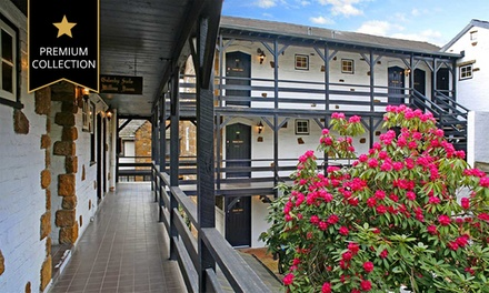 Launceston: Up to Three-Night Getaway for Two or Four with Breakfast and Late Check-Out at Leisure Inn Penny Royal