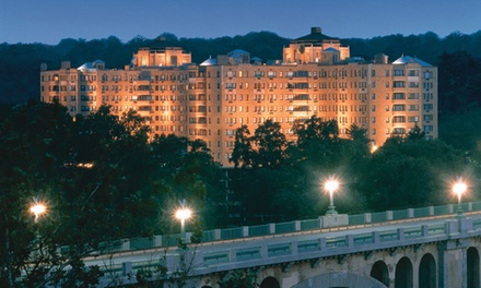 Stay at Omni Shoreham Hotel in Washington, DC, with Dates into May
