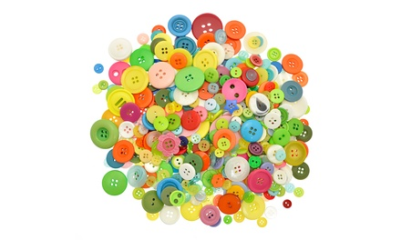 Bumper Pack of Craft Buttons