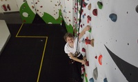 Indoor Climbing Session for One or Two at Golden Gecko