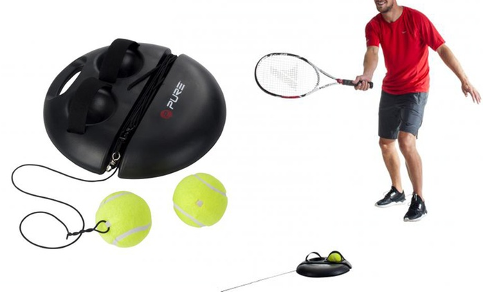 Tennis trainer nero Pure2Improve a 32,99 €