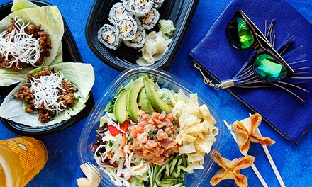 Pan-Asian Food at Pei Wei (Up to 40% Off). Two Options Available.