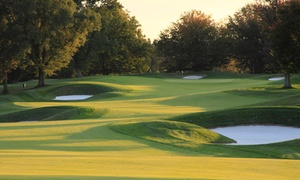 Olde Dutch Mill Golf Course: $46 for an 18-Hole Round of Golf with Cart for Two at Olde Dutch Mill Golf Course (Up to $72 Value)