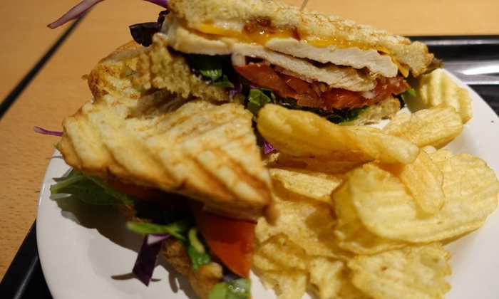 Snow Cafe - Ellicott City: $3 for $5 Worth of Snacks — snow cafe