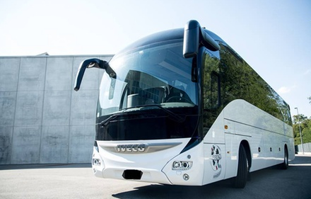 Biglietto navetta A/R per Luxury Outlet Mall
