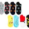 Women's Pokemon No-Show Socks (10-Pack)