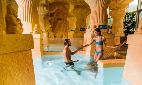 Andorra: Centro Termolúdico con opción a masaje y a 1, 2, 3 o 5 noches para 2 con desayuno en Hotel Golden Tulip 4*