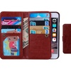 Trend Matters Magnetic PU Leather Wallet and Case for the iPhone 6