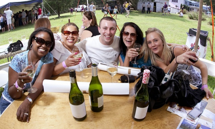 Grayhaven Winery - Salisbury: Admission to South African Food & Wine Festival for Two or Four at Grayhaven Winery, Sep 16 & 17 (Up to 50% Off)