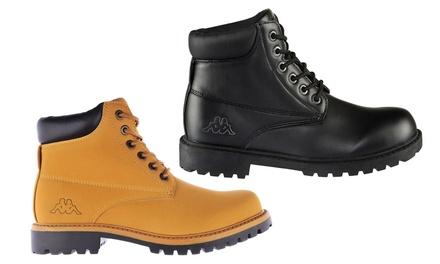 Boots Kappa pour homme modèle Tennesee, pointure et coloris au choix
