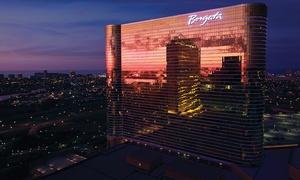 Hotel and Casino in Atlantic City at Borgata Hotel Casino & Spa, plus 6.0% Cash Back from Ebates.