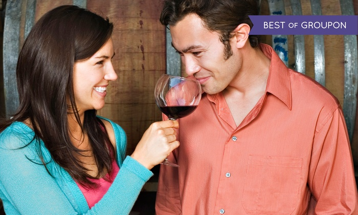 Orange Coast Winery - Newport Beach: Tasting for Two, Glasses, and Cheese with Option for One or Two Bottles at Orange Coast Winery (Up to 68% Off)