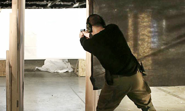 Israeli Tactical School - South Side: Tactical Shooting and Self Defense Course for One or Two at Israeli Tactical School (68% Off)