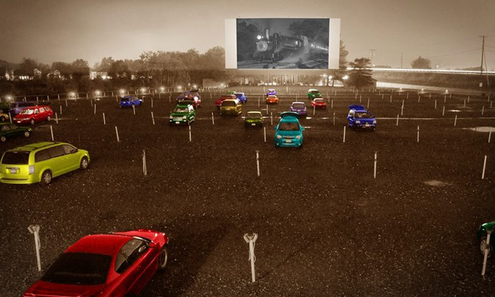 Aut-O-Rama Drive-In - North Ridgeville: Movie for Two at Aut-O-Rama Drive-In (Up to 44% Off)