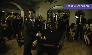Postmodern Jukebox/Straight No Chaser – Up to 48% Off Concert at Scott Bradlee's Postmodern Jukebox/Straight No Chaser, plus 9.0% Cash Back from Ebates.