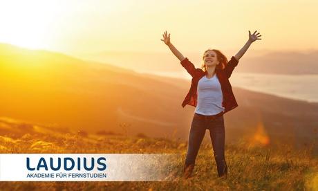 Sparangebote: Onlinekurs Psychologie, Stress, Persönlichkeit, Selbstorganisation oder Lebensführung bei Laudius (bis zu 94% sparen*)