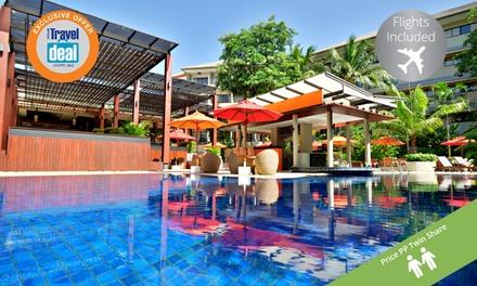 Phuket: From $799 Per Person for Seven Night Getaway with Flights at 4* Novotel Phuket Surin Beach Resort