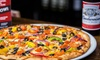 The Ball Room Sports Bar - The Ball Room - Glasgow: Two-Hour American or British Pool with Pizza and Fries for Two or Four at The Ball Room Sports Bar (Up to 51% Off)