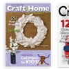 1-Year Subscription to Decorating Digest or Quick & Easy Crochet