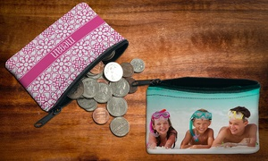 Paper Concierge: Personalized Coin Purse (Up to 71% Off)
