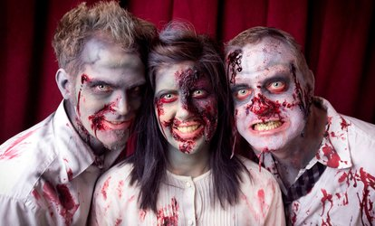 image for Scare Run for Two or Four at Dread Glasgow (Up to 31% Off)