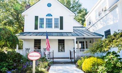 Vermont Inn With Farm To Table Restaurant