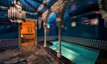 Bruselas: habitación deluxe doble para 2 personas con desayuno, acceso al spa y salida tardía en el Hôtel Manos Premier