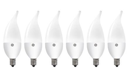 GE Energy Smart 40W LED Chandelier Bulbs (10-Pack)