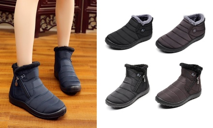 Unisex Waterproof Lighweight Boots: Low-Top ($25) or High-Top ($29.95)