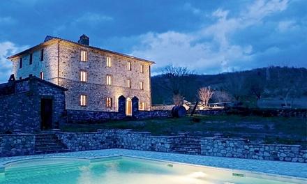 Umbria: soggiorno, colazione e piscina per 2 o 4 persone Campo al Vento Countryfarm