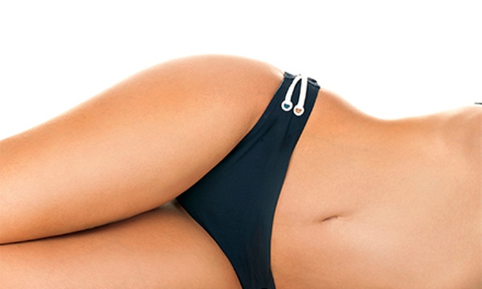 Sun on the Run Airbrush Tanning - Belleview: $22 for $40 Worth of Services at Sun on the Run Airbrush Tanning