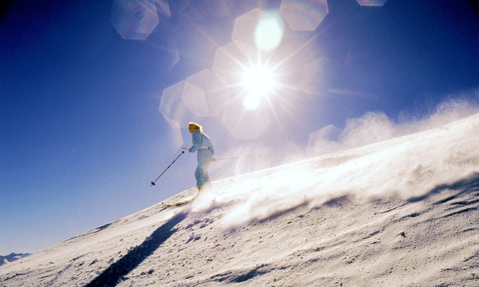 Wolf Ridge Ski Resort - Wolf Ridge Ski Resort: Skiing for One or Four on Monday–Friday or Sunday at Wolf Ridge Ski Resort (Up to 62% Off)
