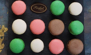 Parfait Coffee Shop: 20 Mixed Macaroons at Parfait Coffee Shop (40% Off)
