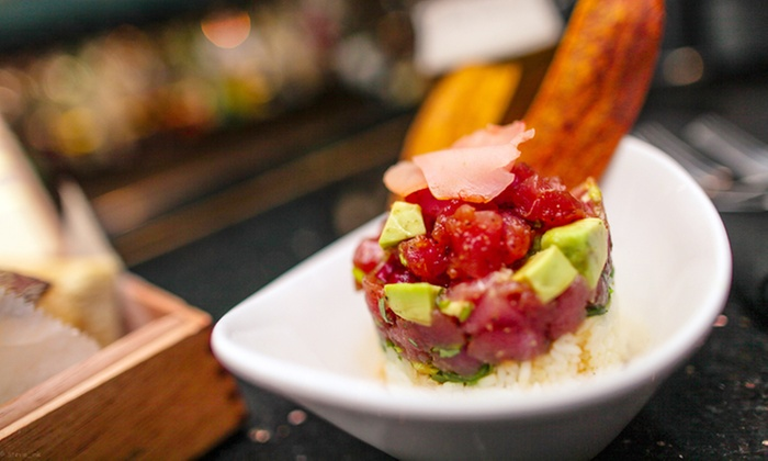 Ecco - Ecco Boston : Upscale American Dinner with Apps, Entrees, and Desserts for Two or $25 for $40 Worth of Brunch at Ecco