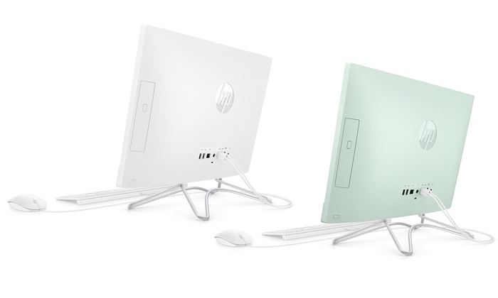Up To 8% Off on HP All-in-One Desktop Computer | Groupon Goods