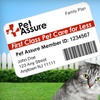 Up to 74% Off a Pet Assure Vet Discount Plan
