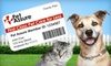 Pet Assure Veterinary Discount Plan: One-Year Pet Assure Plan for Single Cat, Single Dog, or Household of Pets (Up to 74% Off). Shipping Included.