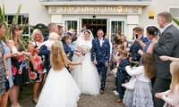 Wedding Package for 50 Day and 80 Evening Guests at The Best Western Premier Yew Lodge Hotel (Up to 57% Off)