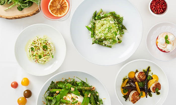 Fig & Olive - Meatpacking  - Fig & Olive: Mediterranean Cuisine for Lunch or Dinner at Fig & Olive Meatpacking  (Up to 40% Off). Five Options Available.