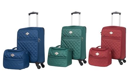 Set di 2 valigie Gerard Pasquier