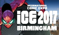 The International Comic Expo 2017, 9 September at The Birmingham Conference & Events Centre (Up to 50% Off)