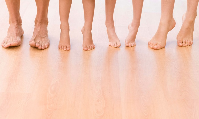 Elite Foot Care of Texas, Inc. - Missouri City: Laser Toenail-Fungus Removal for One or Both Feet at Elite FootCare of Texas Inc. (Up to 77% Off)