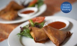 Made In Africa Cafe & Restaurant: African Platter: 2-Courses for 2 ($35) or 3-Courses for 4 Ppl ($75) at Made In Africa Cafe & Restaurant (Up to $149.20)