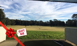 Milperra Golf Driving Range: Golf Experience with 110 Balls Each for One ($8) or Four Players ($26) at Milperra Golf Driving Range (Up to $60 Value)