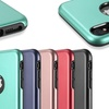 Dual Layer Hybrid Candy Color Phone Case for iPhone XR or XS Max