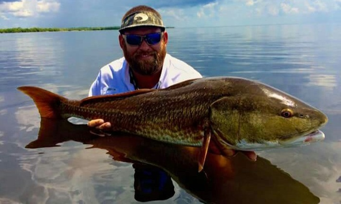 Fins In Low Places - Edgewater: $320 for $400 Worth of Services — Fins In Low Places  Inshore Fishing Charters Capt. Robert McGhee