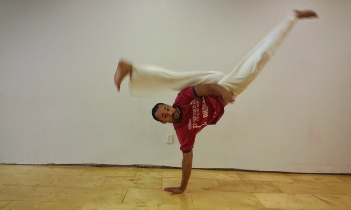 Capoeira Academy Of Gainesville - Pleasant Street: $19 for $75 Worth of Martial-Arts Lessons — Capoeira Academy of Gainesville
