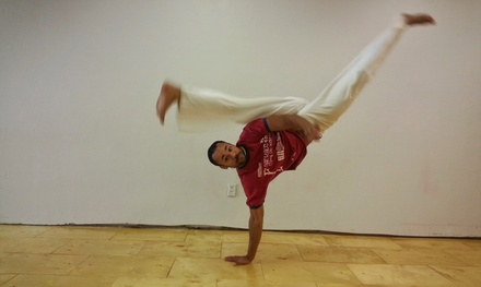 $19 for $75 Worth of Martial-Arts Lessons — Capoeira Academy of Gainesville