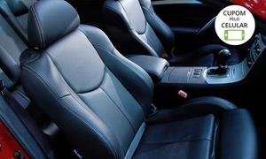 AD Couros: AD Couros - Guará: revestimento em couro 100% ecológico para carros pequenos, médios ou grandes